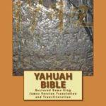 Yahuah Bible KJV