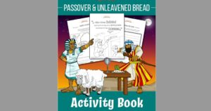 Passover Activity Book
