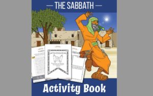 The Sabbath for Kids of Yahuah
