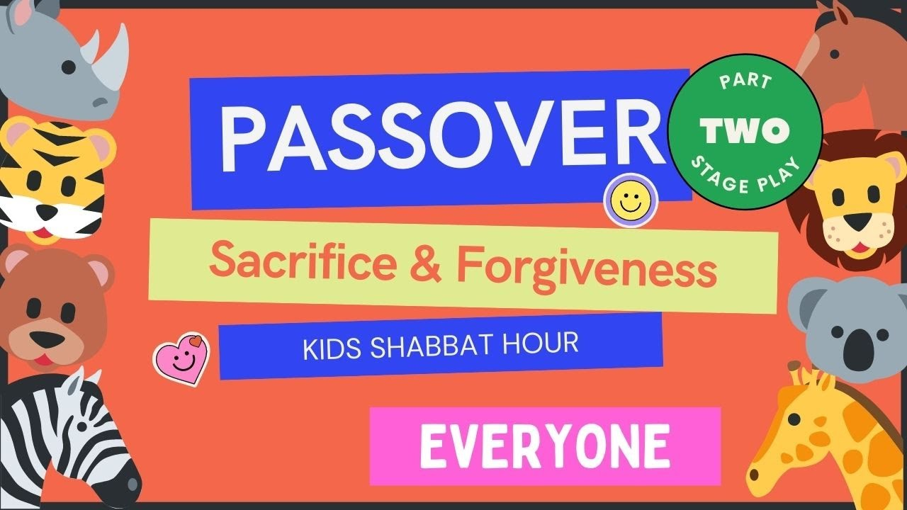 May 1, 2021— Passover_ _Class_—Part 2 (kids Shabbat Hour) (UNLISTED)