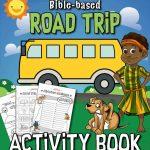 Road Trip Activity Book
